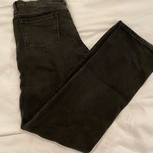 Henry & Belle Jeans Ideal Straight Leg High Waist